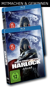 Space Pirate Captain Harlock © Universum Film