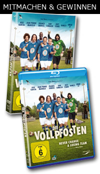 Die Vollpfosten © Senator Home Entertainment