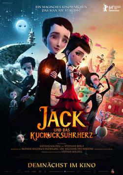 Jack und das Kuckucksuhrherz © Universum Film