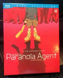 Paranoia Agent © Kaze