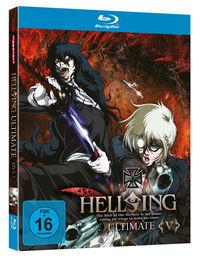 Hellsing Ultimate V © © 2006 Kouta Hirano SHONEN GAHOSHA Co. LTD. / WILD GEESE